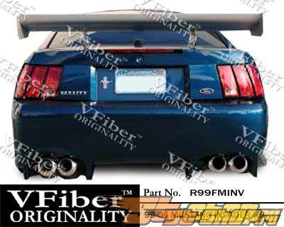 Аэродинамический Обвес для Ford Mustang 99-04 Invader VFiber
