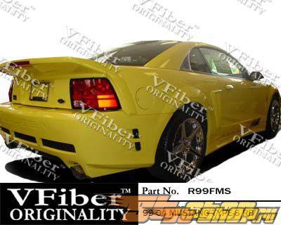 Аэродинамический Обвес на Ford Mustang 99-04 Blits VFiber