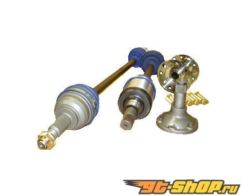 Driveshaft Shop 1000HP Level 5 Direct Bolt-In Axles Volkswagen Golf | GTI 5-Speed Manual VR6 | 1.8T 98-04