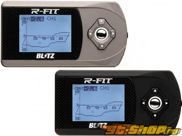 Blitz R-FIT Fuel Controller, серебристый [BL-15120]