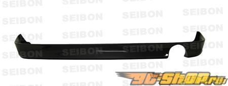 Карбоновая губа на задний бампер Seibon TA Стиль для LEXUS IS300 2000-2003