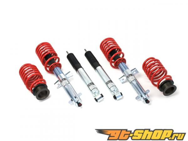 H&R RSS Club Sport Coil Over Drop 1.2-2.6F 1.2-2.5R Ford GT500 incl Convertible V8 11-13