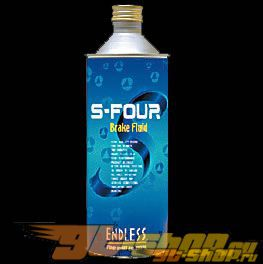 Endless S-FOUR DOT-4 тормозной Fluid