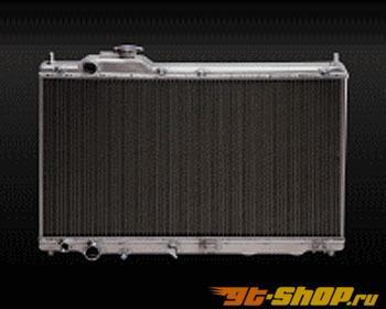 SARD Aluminum Radiator 01 Subaru Impreza Wagon GG 02-07