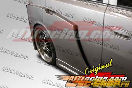 Обвес по кругу для Scion xB 2004-2007 K1