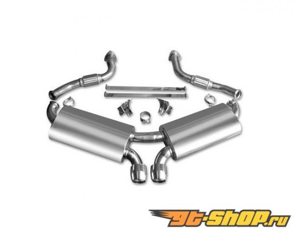 Schnell SS выхлоп Muffler Porsche Boxster 96-10