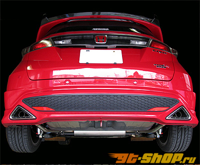 SEEKER выхлоп комплект 01 Honda Civic Type-R FN2 (Euro) 09-10