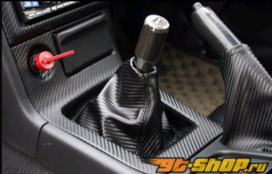 SR Factory Карбон Look Shift Boot Mazda MX-5 Miata 06-13