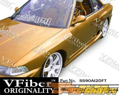 Пороги на Acura Integra 90-93 Drift VFiber