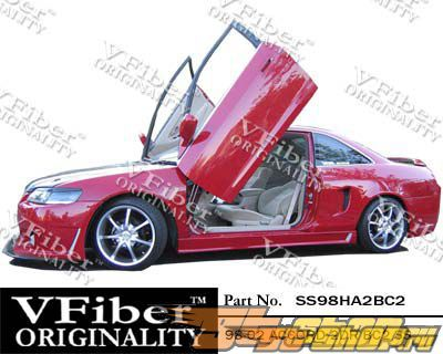 Обвес по кругу для Honda Accord 98-02 BC2 VFiber
