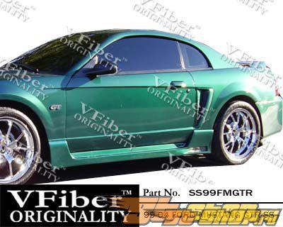Обвес по кругу для Ford Mustang 99-04 GTR VFiber