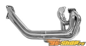 DC Sports Polished S.S. Turbo коллектор - Subaru Legacy GT 2.5L 05-09
