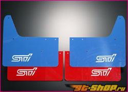 STi Mud Flap 02 Subaru Impreza седан GC 93-01