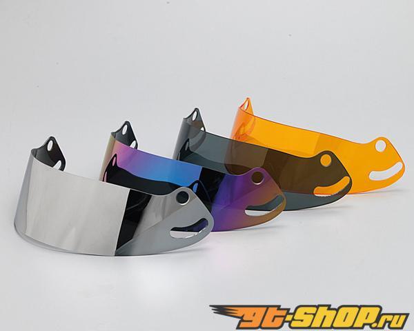 Stilo Iridium Синий Short Visor для WRC DES | Trophy | ST4F | ST4W Helmets