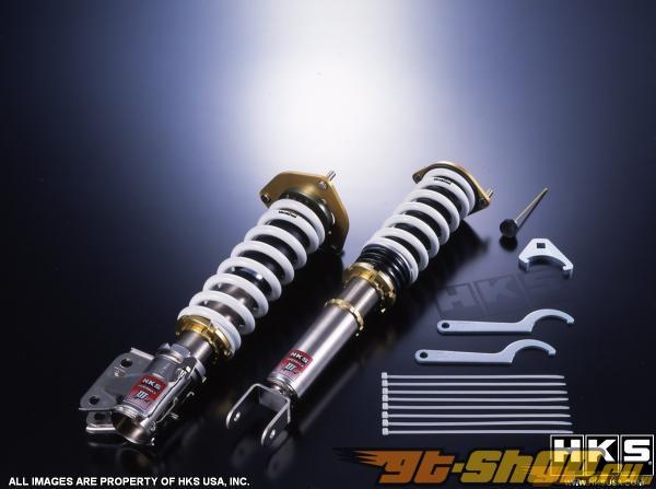 HKS Hipermax III Sport (Subaru Impreza WRX 2002-2007 / WRX STi 2004) [HKS-80155-AF002]