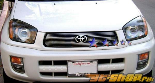 Решётка радиатора на Toyota RAV4  01-03