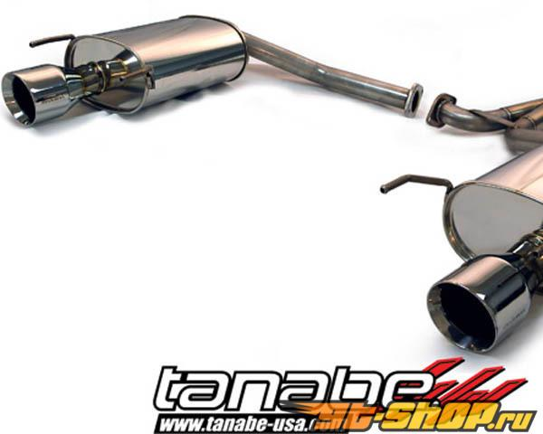 Tanabe Medalion Touring Выхлопная система Lexus GS300 06