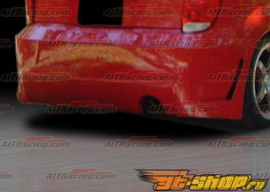 Задний бампер для Toyota Celica 2000-2006 ZEN