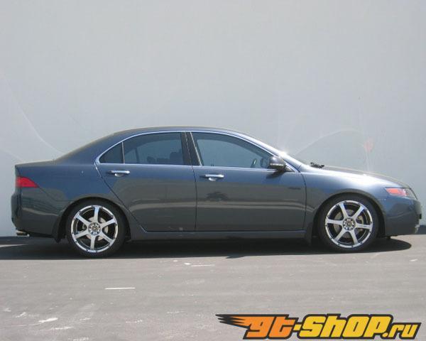 TEIN Street стойки регулируемые по высоте и жесткости для Acura TSX (CL9) 04-08