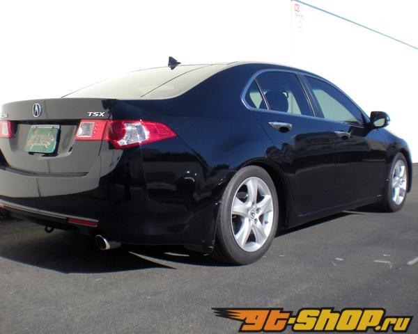 TEIN Street стойки регулируемые по высоте и жесткости для Acura TSX (CU4) 3.5L V6 2WD 10-13