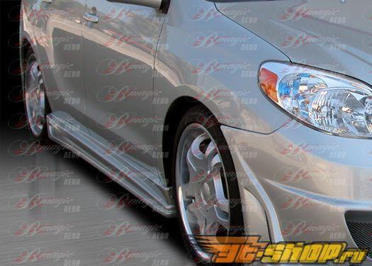Аэродинамический Обвес для Toyota Matrix 2002-2008 Vascious