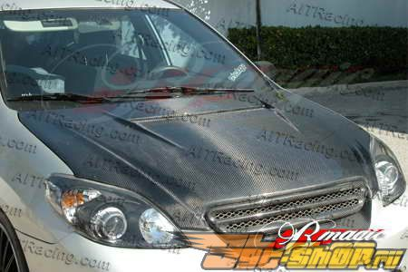 Карбоновый капот для Toyota Matrix 2002-2007 N1 Стиль
