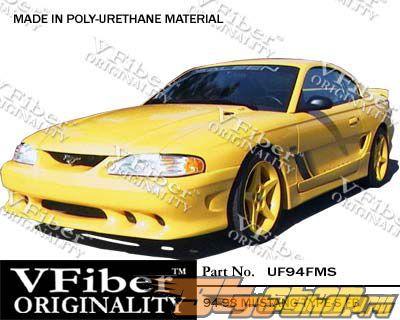 Аэродинамический Обвес на Ford Mustang 94-98 Stalker Полиуретан