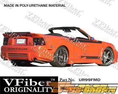 Обвес по кругу на Ford Mustang 99-04 Demon Полиуретан
