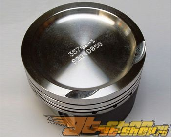 Wossner 1.8L 82.5mm 9.5:1 Pistons Volkswagen Passat 20V Turbo 96-04