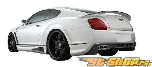 Задний бампер Veilside Premier 4509 Version 2 для Bentley Continental GT 03+