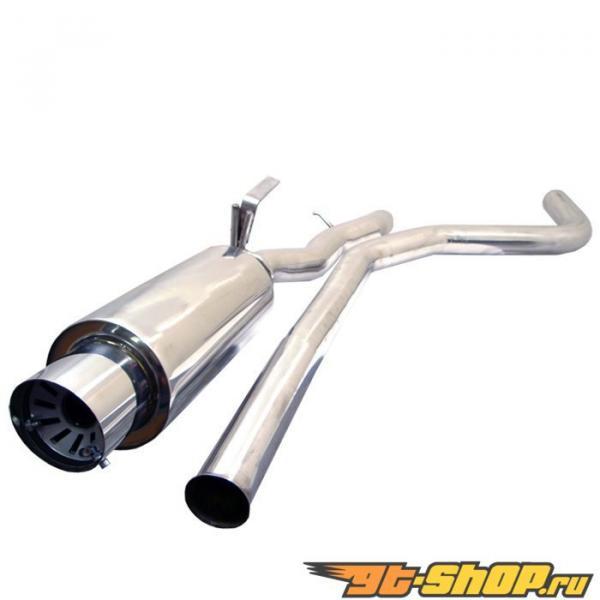 Spyder Выхлопная система Nissan Sentra Spec-V Se-R 02-03