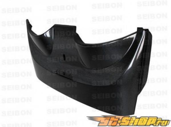 Задняя карбоновя накладка в салон на Nissan 350Z 2002-2008 Seibon