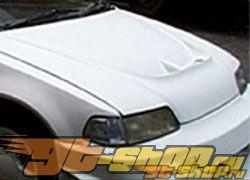 Пластиковый капот для Honda Civic 1988-1991