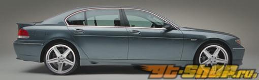 Пороги AC Schnitzer для BMW 7 Series E65 i-models 2002-2008
