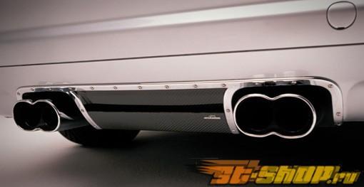 Диффузор на задний бампер из карбона AC Schnitzer для BMW 3 Series E46 M3 2001-2005