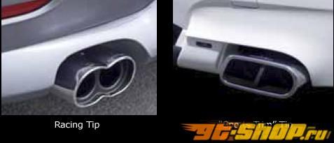 AC Schnitzer Dual Sport задний Muffler выхлоп BMW E60 M5 06-10
