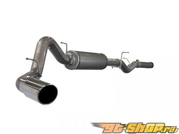 AFE нержавеющий Steel Выхлоп выхлоп Ford Excursion 6.0L 03-05