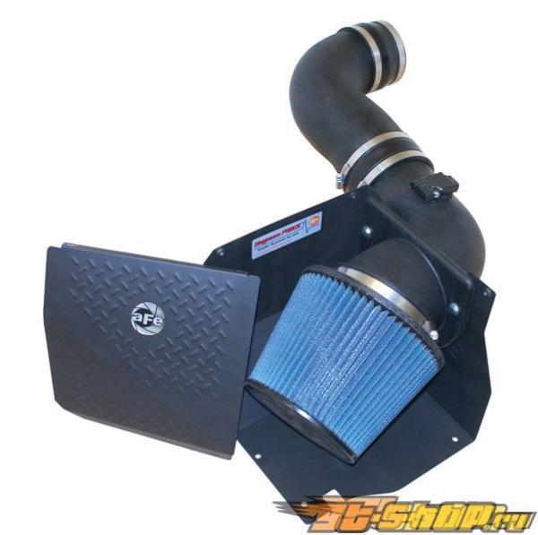 AFE Stage 2 Cold Air Intake Pro-Сухой S GMC Sierra 2500 HD 6.6L V8 07