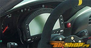 AiM Sports MXL Pista Digital Dash Race Display