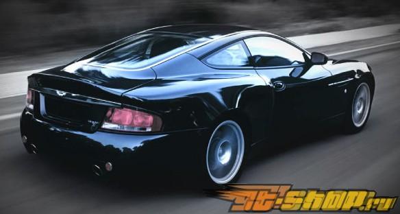 Quicksilver Титан-Sports глушитель для Aston Martin Vanquish V12 04-08