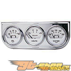 Autometer AutoGage 2 1/16 температуры жидкости./давления масла./Volt Датчик