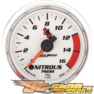 Autometer C2  2 1/16 Nitrous Pressure Датчик
