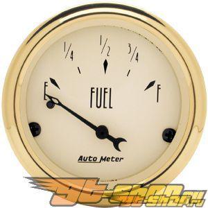 Autometer Golden Oldies 2 1/16 Fuel Level 73E/8-12F Датчик