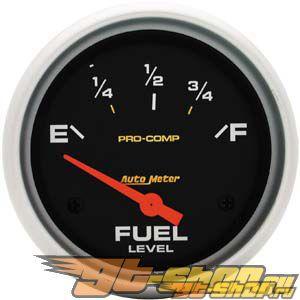 Autometer Pro-Comp 2 5/8 Fuel Level 73E/8-12F Датчик