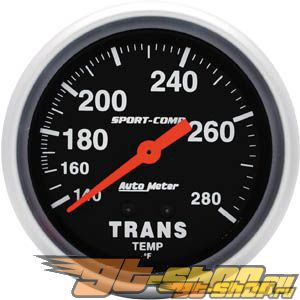 Autometer Sport-Comp 2 5/8 Transmission Temperature Датчик