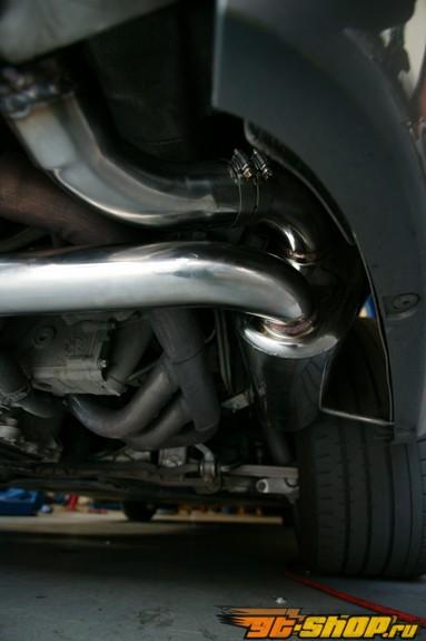 Agency Power выхлоп Mufflers Porsche 997 Carrera 05-08