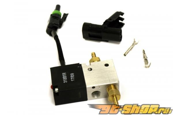 Agency Power Boost Control Solenoid