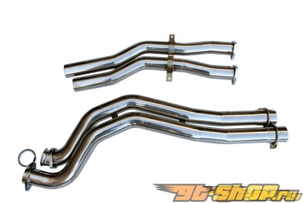 Agency Power Section 2 Midpipes E46 BMW M3 01 - 05