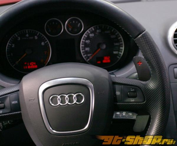 Agency Power BIG Paddle Shifters Audi A3, A4, A6, A8, Q7 05-08