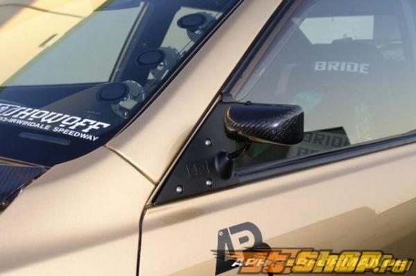 Карбоновые зеркала APR Formula GT3 для Lexus IS300 00-05